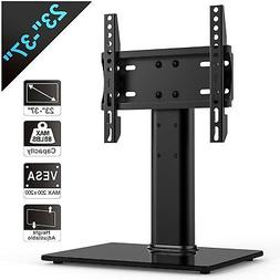 FITUEYE Universal TV Stand/Base with Swivel Mount for up to