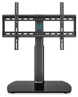 FITUEYES Universal TV Stand/Base Tabletop TV Stand with Wall