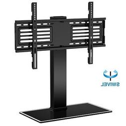 Fitueyes Universal TV Stand with Swivel mount for 32''-65''T