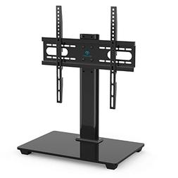 PERLESMITH Universal TV Stand - Table Top TV Stand for 37-55