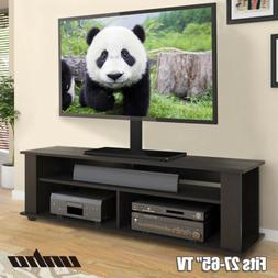 universal tv stand with swivel mount