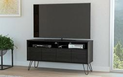 Vassel Collection TV Stand  up to 55in TVs, Modern Industria
