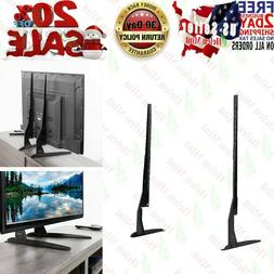 VIVO Universal LCD Flat Screen TV Table Top Stand/Base Mount