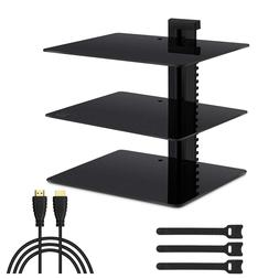 Wall Mount TV Floating Shelves Stand Shelf Media Console Ent