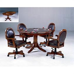 Hillsdale Furniture 6125GTBC Hillsdale Warrington 5 Piece Ga