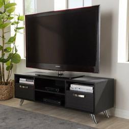 Baxton Studio Warwick Modern and Contemporary Wood TV Stand