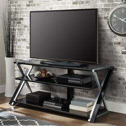 "Whalen Xavier 3-In-1 TV Stand for Tvs Up to 70"" with 3 Displ"