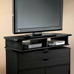 Wide Adjustable TV Swivel Stand Turntable Rotates 360 Degree