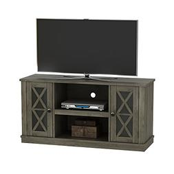 Willis Media Console in Spanish Gray Finish - TC48-6092-PI14