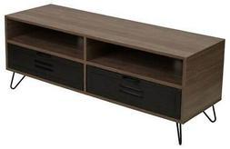 Flash Furniture Woodridge Collection Rustic Wood Grain Finis