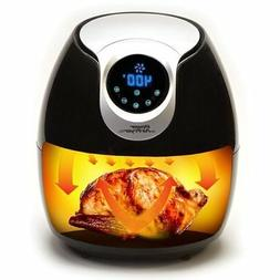 Power Air Fryer XL Deluxe in 5.3-Quart with Digital Touch Pa