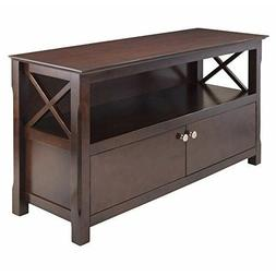Winsome Wood Xola TV Stand living room game entertainment ta